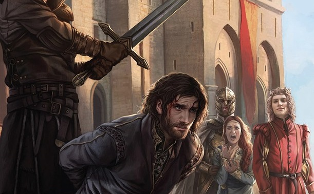 Game of Thrones livres